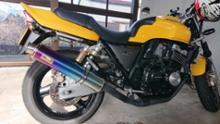 CB400SF Ver.Sリアライズ アリア typeCの単体画像