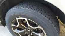 OPEN COUNTRY U/T 225/60R17