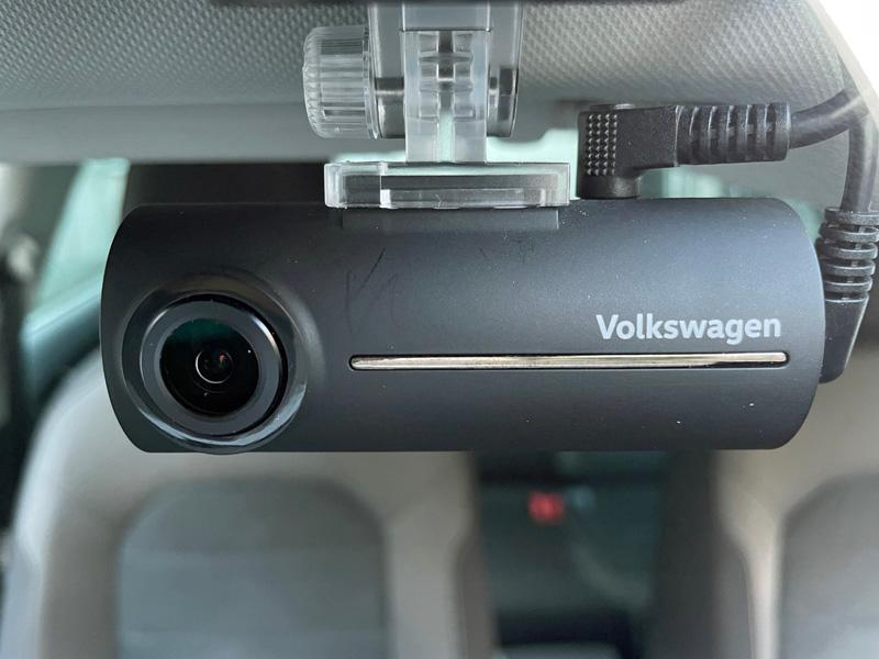 VW  / フォルクスワーゲン純正 Drive Recoder DR-S1-VW