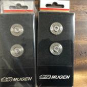 MUGEN / 無限 Number Plate Bolts