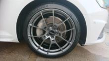 A4 アバント (ワゴン)RAYS VOLK RACING G025の単体画像