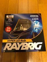 フリード モデューロXRAYBRIG / スタンレー電気 HYPER LED Bulb RK3の全体画像
