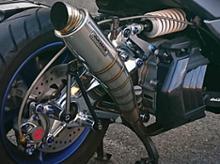 マジェスティSRPM GⅡ ZERO  TA-RPM--RS087WHの全体画像