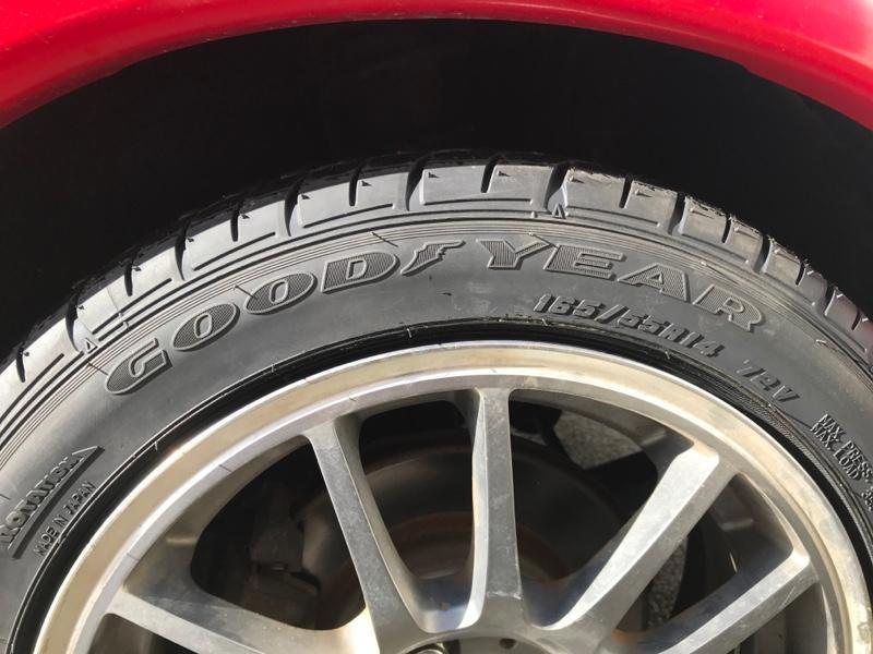 GOODYEAR EAGLE REVSPEC RS-02 165/55R14