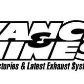 Vance&Hines(バンス&ハインズ) メガホンマフラー