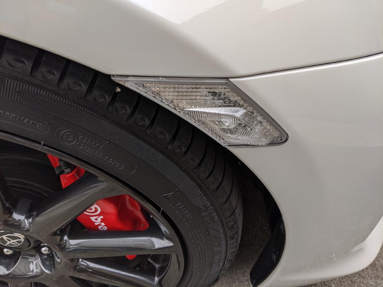 ピカキュウ ハイブリッド車対応 LEDバルブ T10 HYPER NEO 6 WEDGE LEDカラー:ゴールデンアンバー