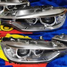 3シリーズ ツーリングBMW(純正) 前期用ヘッドライトの単体画像