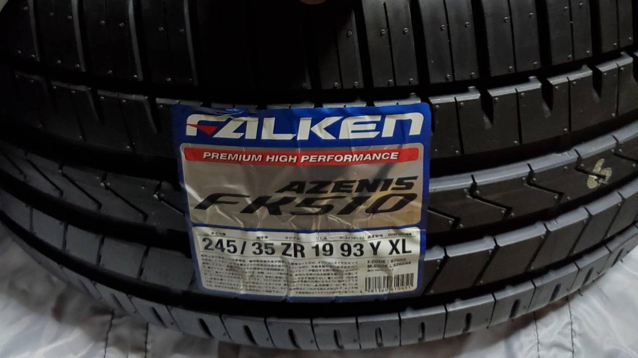 FALKEN AZENIS FK510