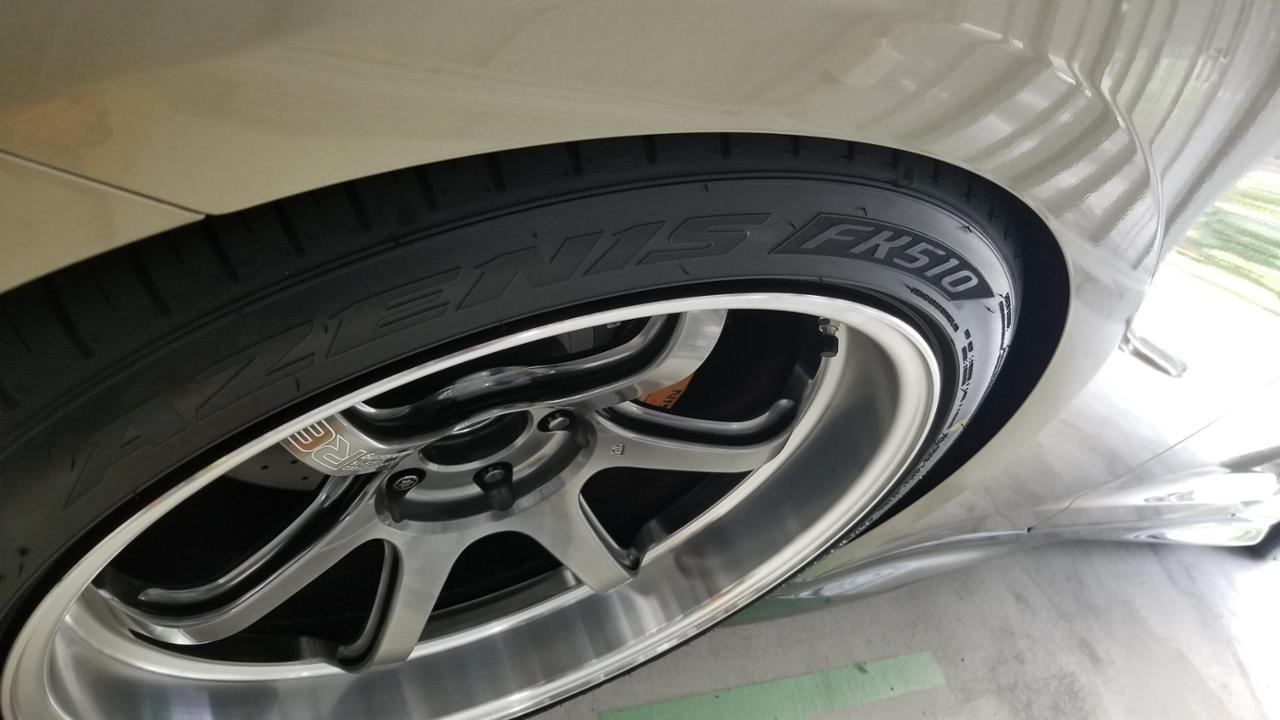 Falken AZENIS FK510 Performance Radial Tire 245//30ZR20 90Y 90Y