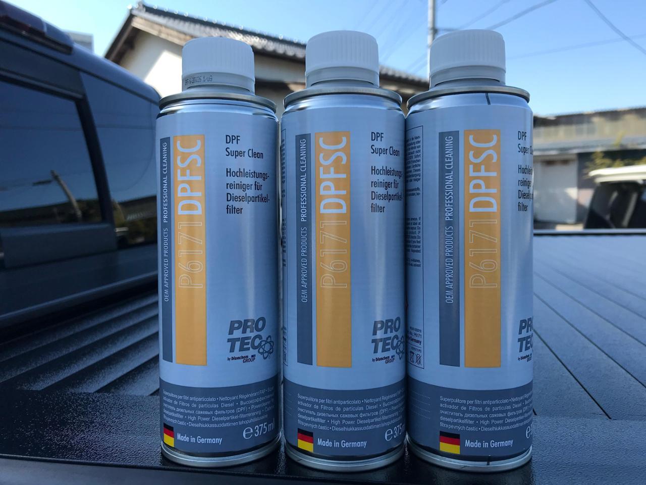 プロテック DPF Super Clean   P6171/375ml