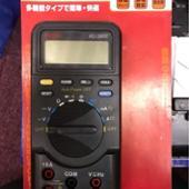 ELPA / 朝日電器 デジタルマルチテスター