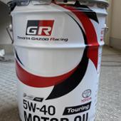 トヨタ(純正) GR MOTOR OIL Touring 5W-40