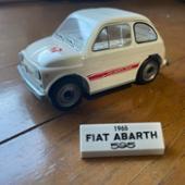 COBI Youngtimer Bausatz Fiat Abarth 595
