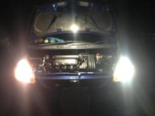 フィットPHILIPS LED 6000K H4 (オートバックスモデル)の全体画像