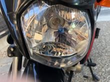 XR125Lブランド不明 ヘッドライトのバルブの単体画像
