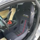 Sabelt FIA HOMOLOGATED SEAT GT-200