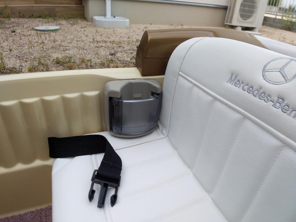 三菱自動車(純正) H82W ekワゴン純正 ドアカップホルダー