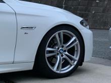 5シリーズ ツーリングBMW(純正) M ライト・アロイ・ホイール・ダブルスポーク・スタイリング303Mの単体画像