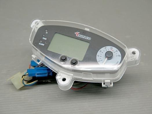 KITACO デジタル スピードメーター タコメーター
