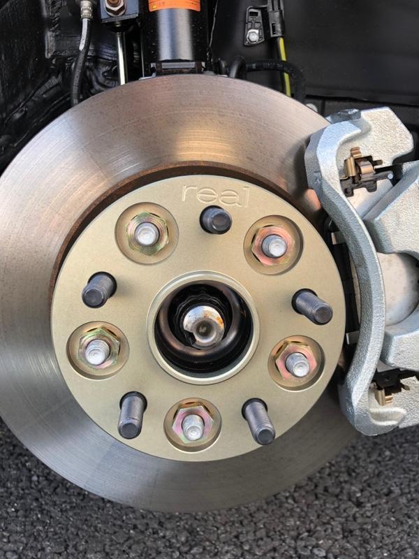 KSP engineering REAL Wide Tread Spaacer 15mm