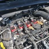 Audi純正(アウディ) ECS TUNING RS Ignition Service Kit
