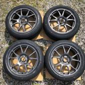 TWS / TAN-EI-SYA WHEEL SUPPLY TWS Motorsport T66-F