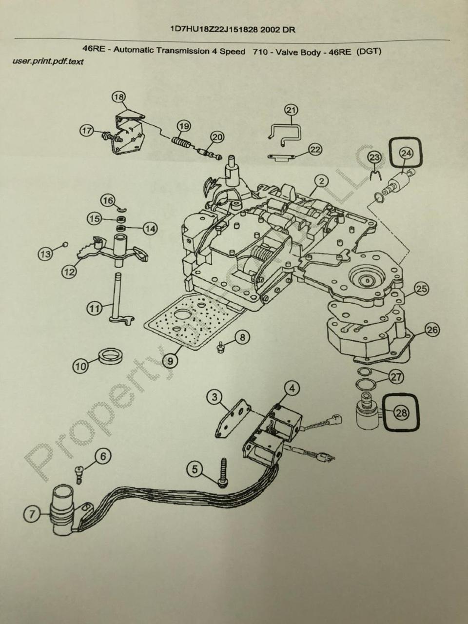 MOPAR ガバナープレッシャーセンサー