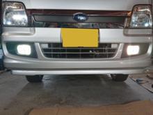 ディアスワゴンイネックス カーボンシート カッティングステッカーの全体画像