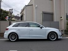 A3BC Racing BR COILOVER KIT RS-TYPEの単体画像