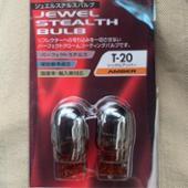 Valenti JEWEL STEALTH BULB T20 アンバー (SH06-T20-AM )t20