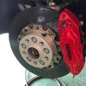H&R TRAK+ Wheel Spacers 25mm