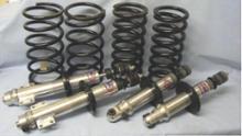 エランSJ Sportscars ROAD/RACE SPRING and DAMPER SET (Set of four) High rate springs, full adjustable dampers.の単体画像