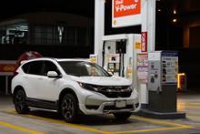 CR-VModulo / Honda Access USフロントバンパーの全体画像