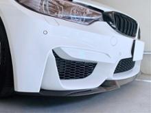 M3 セダンBMW Genuine F8X CS Carbon fibre front lip spoilerの全体画像