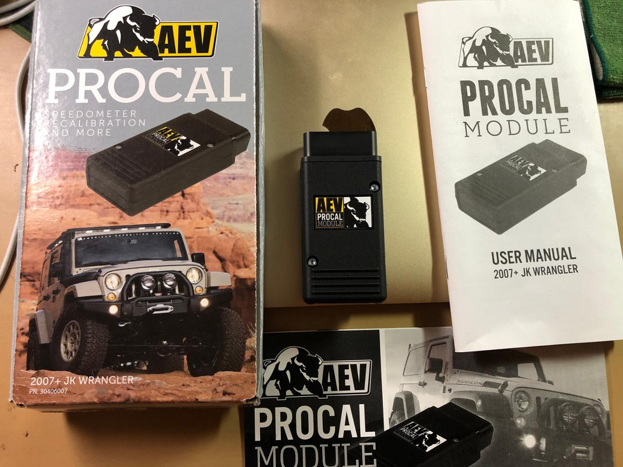 AEV ProCal Module