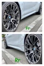 M2 クーペRAYS VOLK RACING G16の単体画像