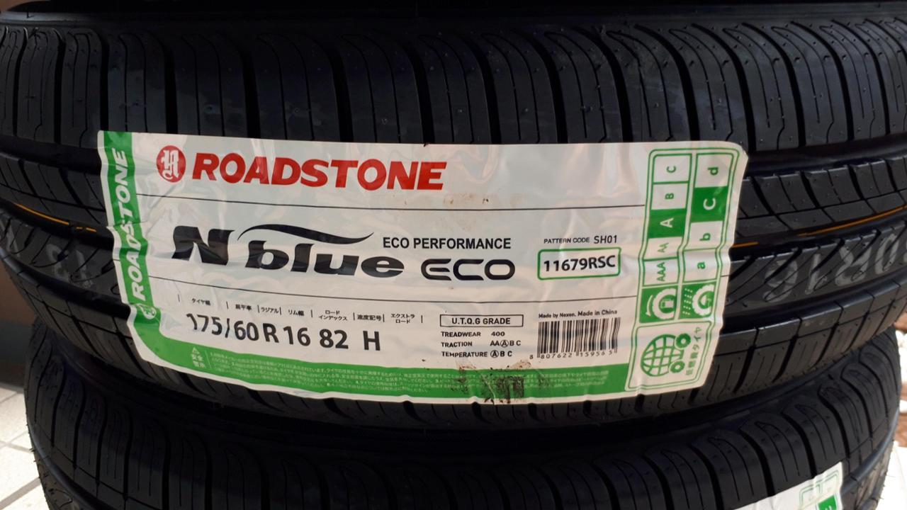 NEXEN ROADSTONE N blue ECO SH01 175/60R16 82H