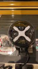 TW200E不明 X印のライトの全体画像