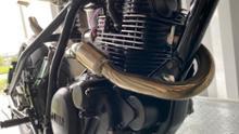 TW200EJFG RACING TTR230 2005-2016 用マフラーの単体画像