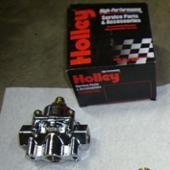 ホーリー 燃圧レギュレーター