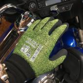 ワークマン TAKUMI X2 タッチパネル天然ゴム背抜き手袋