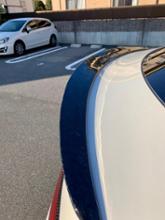 GLEクラス (クーペ)Z ART tuning フォージドカーボン スポイラーの単体画像