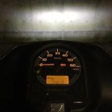 タクト不明 LEDヘッドライトの全体画像