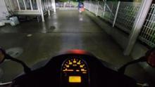 タクトBORDAN H4 LEDヘッドライト ファンレス 6000lm 6500Kの全体画像