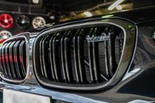 X4MIND BMW M Performance F98 X4M Carbon Front Grilleの単体画像