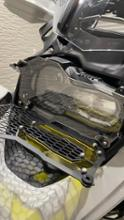 R1250GS不明 ヘッドライトガードの全体画像