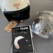 TT&CO スーパーマグナム スタンダード スモールジェットヘルメット