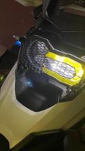 R1250GS不明 ヘッドライトガードの単体画像