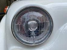 アバルト695SSCARAVIA ヘッドライトの単体画像