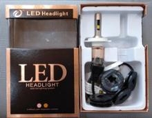 KLX250不明 LEDヘッドライトの単体画像